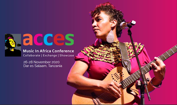 Music in Africa's ACCES Conference